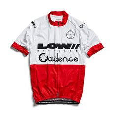 Cadence X LOW   Jersey Cycling Gear 7cd576e52