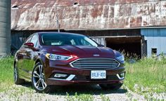 Read AutoGuide.com's 2017 Ford Fusion Review to learn about all the upgrades and new technology the popular family sedan gets.