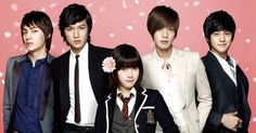 Boys Over Flowers, My new Favorite TV show. Its all in Korean so if you don't like reading subtitles you probably won't like this show.