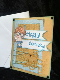 A personal favorite from my Etsy shop https://www.etsy.com/listing/399814729/happy-birthday-card-ocean-theam-with