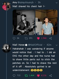 Niall replied to a fan 😂💗<< This tells me he goes through fan accounts! One Direction Drawings, One Direction Quotes, One Direction Pictures, I Love One Direction, Niall Horan Funny, Beatiful People, Normal Guys, Harry Styles Photos, James Horan