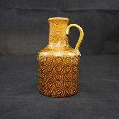 KIEL Jug Vase Handmade vase West German Pottery vintage kiel