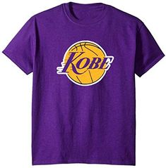 Official Kobe Bryant Los Angeles Lakers Black Mamba Logo T-Shirt – Ronole Kobe Logo, Purple T Shirts, Black Mamba, Los Angeles Lakers, Kobe Bryant, Black Hoodie, Long Sleeve Shirts, Basketball