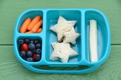 Back to school Lunch with SmartPlanet portion perfect set