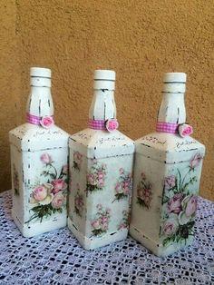 Zdobienie butelek