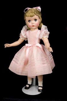 Maggie face Madame Alexander doll.