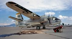 Grumman S-2 Tracker • The Grumman S-2 Tracker (previously S2F) was the first purpose-built, single airframe anti-submarine warfare aircraft to enter service with the US Navy. First flight 1952.