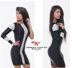 Robe Marion - Robes - Tenues sexy - Womens Fashion Styles