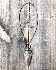 Pave Diamond Round Clasp Pyrite Necklace