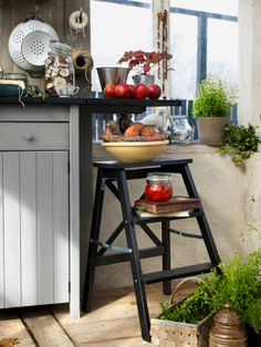 Fall Transition Ideas From A Swedish Kitchen