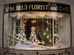 Image result for christmas window display
