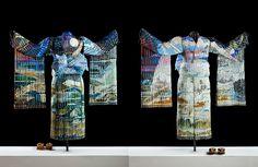 Markow & Norris: Winter Twilight Kimono
