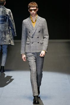 fe6793fc3b4 Gucci. Fall Winter 2013 2014 Well Dressed Men