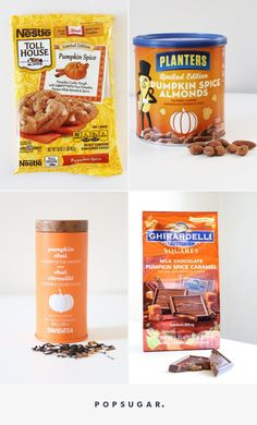 The First Pumpkin Spice Products Have Just Hit Store Shelves — Heaven Help Us