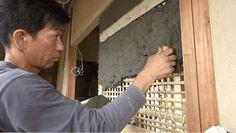 Sakan - Japanese plastering