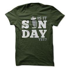 Is it Sunday yet? - Football shirt