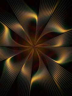 """Light Years Ahead"" by Joanie - Caedes Desktop Wallpaper Fractal Design, Fractal Art, Nature Wallpaper, Wallpaper Backgrounds, Wallpapers, Kaleidoscope Art, Cool Optical Illusions, Illusion Art, Foto Art"