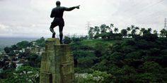 mirador sebastian de belalcazar Cali Colombia, World, Spaces, Country, Littoral Zone, Statues, Turismo, Fotografia, Places