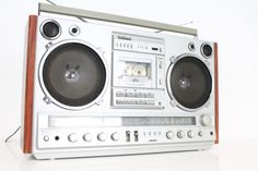 National-RX-7000-Panasonic-Ghettoblaster-Boombox-serviced-works-100-X-RARE