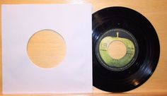 "THE BEATLES - Let it be + You know my name 7"" Vinyl Apple"