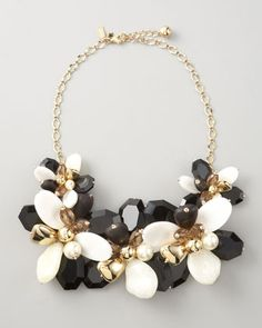 Orchidia Necklace | Kate Spade