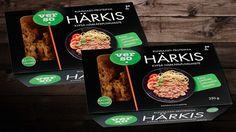 Uusi suomalainen ruokainnovaatio Härkis tarjoaa kasvisvaihtoehdon jauhelihalle.