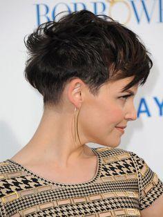 How to Create an Edgier Hairstyle Like Ginnifer Goodwin's 2011-05-04 12:16:00 | POPSUGAR Beauty Photo 1