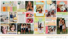 Project Life Week 37 (PL Kit ONLY) by suzyplant at @Studio_Calico