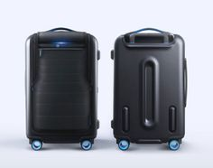 Bluesmart Carry-On Luggage with Bluetooth Wireless Connectivity - Freshness Mag