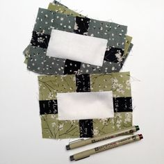 Thanksgiving Album Blocks + Giveaway | Sew Mama Sew | Outstanding sewing, quilting, and needlework tutorials since 2005.