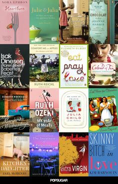 16 Delectable Romance Books For Foodies