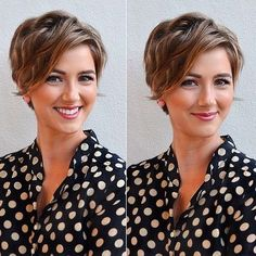 Cute Short Pixie Haircuts for 2018