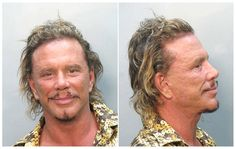 Mickey Rourke. The Dark Side of Fame