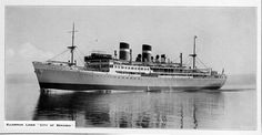 WW2 Ellermans lost 85 ships, including the flagship City of Benares (September 1940) which was taking children (evacuees) to Canada. The ship was torpedoed and only 7 out of 90 children on board survived.