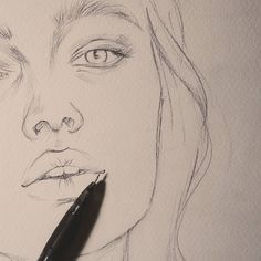 ✏ #процесс #рисунок #скетч #drawings #sketch #process