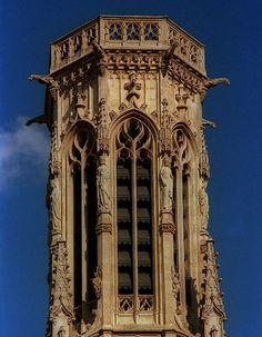 Saint-Germain l'Auxerrois - was parish church for French kings