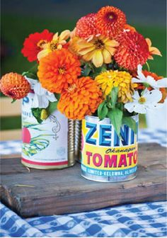 A farmer's market-inspired party is the perfect theme for any summer get-together!