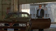 """Pontiac Trans Am 1976 - """"The driver"""" 1978"""