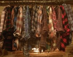 Unisex Mystery Flannel Shirts, All Sizes & Colors - Free Shipping.