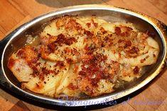 Gratin de pommes de terre au bacon
