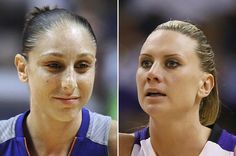 Diana Taurasi has married former Phoenix Mercury teammate Penny Taylor, then played in the team's season opener less than 24 hours later. Read more: http://www.norwichbulletin.com/sports/20170515/mercury-star-diana-taurasi-weds-ex-teammate-penny-taylor Ctsports #Sports #WNBA #WBB #Basketball #PhoenixMercury #DianaTaurasi #PennyTaylor #Wedding #Marriage