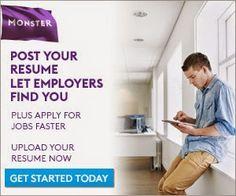 Upload your resume