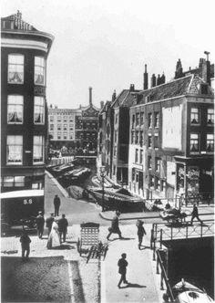 Unieke foto's van Oud Rotterdam