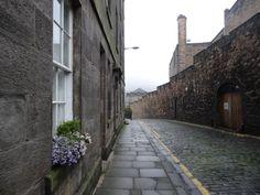 Moody morning, Edinburgh