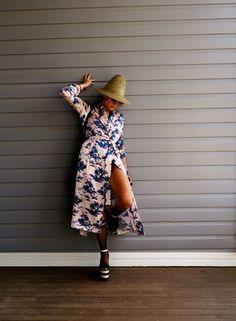 The wardrobe of Ms. B: Miami cruise feeling