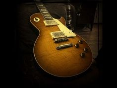 Pete Thorn's New LP Burst Guitar