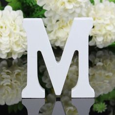 WEEDDIE 1 PCS Home Decoration Wood Wooden Letter Alphabet Word Free Standing Wedding Part Birthday