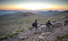 Longs Peak Hiking Trail - Rocky Mountain National Park