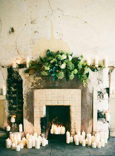 Beautiful fireplace #pretty #fireplae #annaninanl