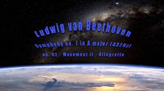 30min Loop of Beethoven's 7th Symphony mvt II (A=432Hz)